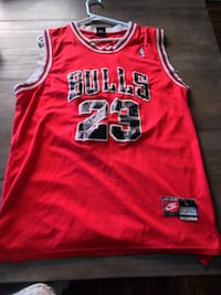 Number 23 authentic tearaways too
