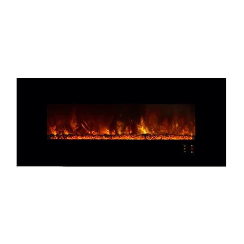 """Modern Flames 60"""" Linear Electric Fireplace excellent!"""