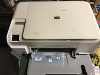 White HP printer and scanner Bloomington, 55420