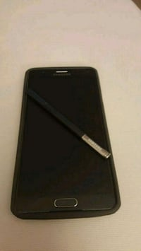 black Samsung Galaxy Note 4 Washington, 20032