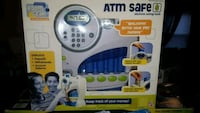 Toys/ battery operated electronic A.T.M machine
