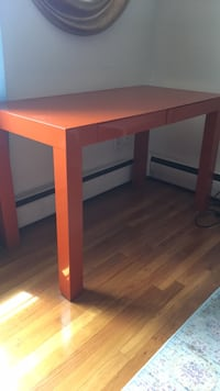 West Elm Desk with Two Drawers Little Ferry, 07643