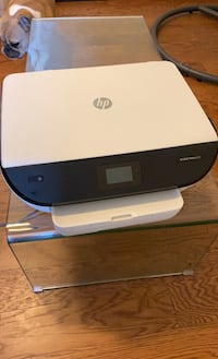 Hp photo copier and printer