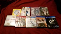 PS3 and PS4 games  Albertville, 35950