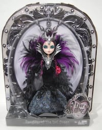 Ever After High SDCC 2014 Evil Queen Doll