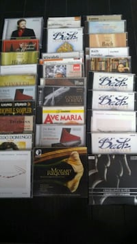 Classical music cds Newmarket, L3Y 8P7
