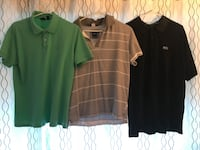 3 Hugo Boss Golf Shirts Squamish, V8B 0J4