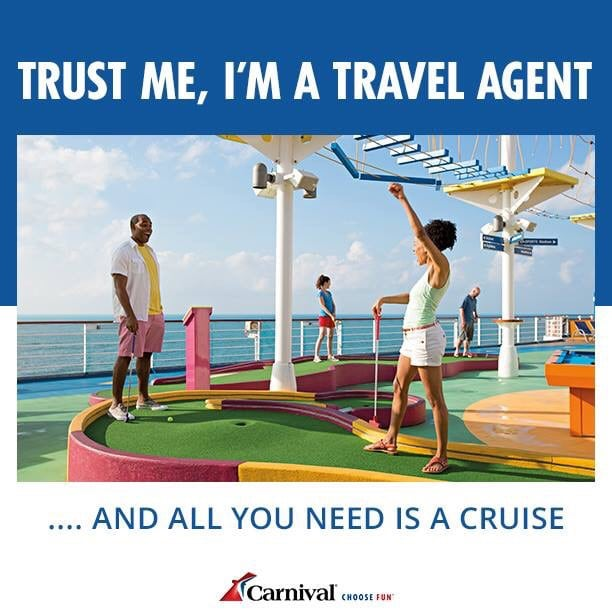 Travel agency services
