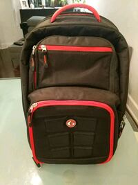 6 Pack Fitness Backpack new condition Toronto, M2K 1B7