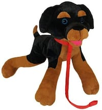 NEW Rottweiler Dog soft toy