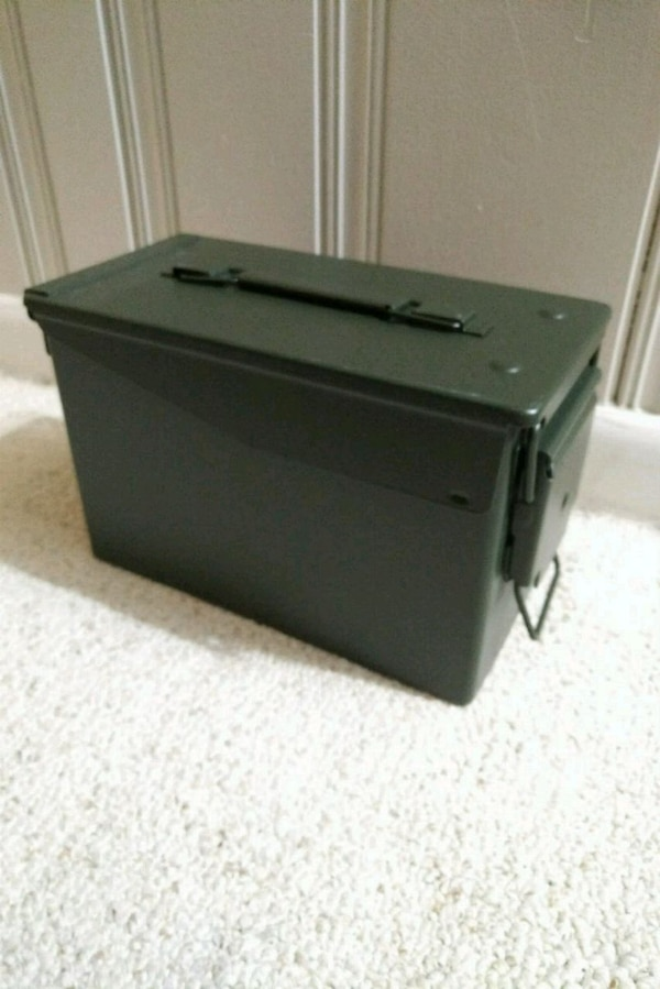 AMMO CAN - MILITARY GRADE