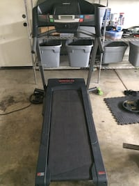 gray and black automatic treadmill Victorville, 92395