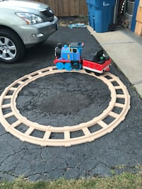 Thomas the Train Ride On Battery operated