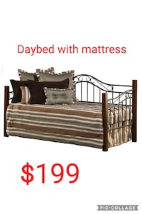 Daybed with mattress  Las Vegas, 89135