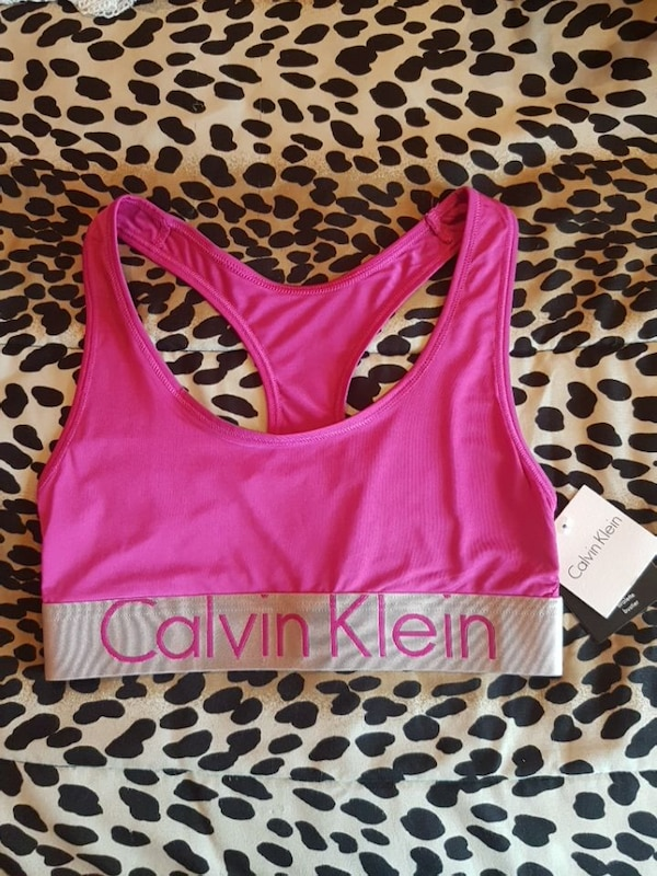 d0beb49e13 Used CALVIN KLEIN BRALETTE - BRAND NEW WITH TAGS for sale in East Saint Paul