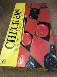 Checkers game Kenosha, 53140