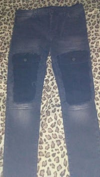 Brand new jeans sz 34x32 ZaraMan $30 firm Winnipeg, R3T 3X8