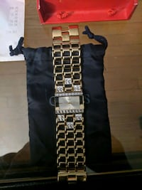 Guess Ice Cube Gold Watch Hamilton, L9C 2V7