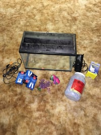 Fish tank and supplies  Golden, 80401