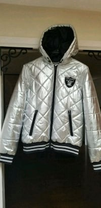 Women's Oakland Raiders Jacket