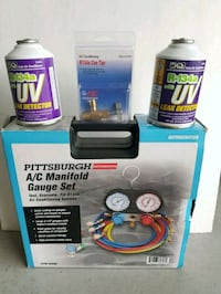 A/C Test and Fill System El Monte, 91732