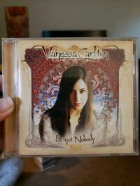 Vanessa Carlton, Be Not Nobody CD Redford Charter Township, 48239