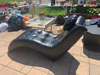 Lounging chair bed  in perfect condition Laval, H7X 2M5