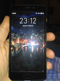 smartphone Samsung Android nero