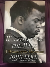 Walking With The Wind a memoir of the Movement John Lewis Temple Hills, 20748
