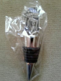 SF Giants 2012 Champs Wine Stopper San Francisco, 94107
