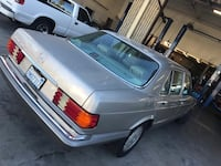 Mercedes - 560 - 1989 Riverside, 92504