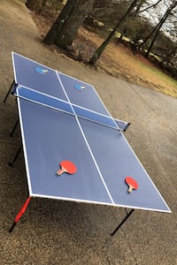 Ping Pong Table Must Go