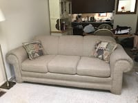 """84"""" Couch in Good condition Valley Park, 63088"""