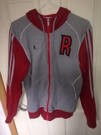 gray and red zip-up jacket Toronto, M1C 3H9