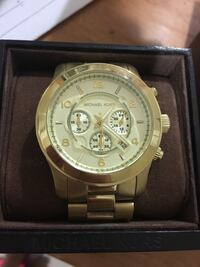 Authentic Men's Michael Kors Watch Edmonton, T6R 3A2