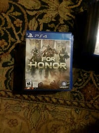 Sony PS4 Ghost Recon game case Richmond Hill, L4S 1A1