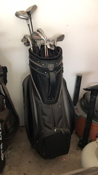 Golf Clubs & Bag Spring, 77381