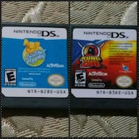 Gameboy DS video game cartridges Hemple, MO 64490, USA, 64490
