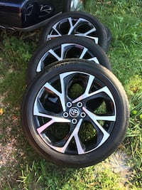 18 inch rims and tires Baltimore, 21209