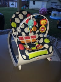 Fisher price Vibrating Bouncy Seat Florence, 35630