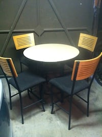 5pc Bar Height Dining Table & Chairs Las Vegas, 89113