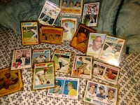 vintage baseball cards Glen Burnie, 21060