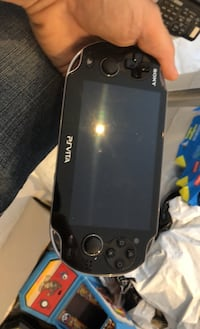 Ps vita OLED great condition + 1 game