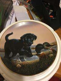 Finders keepers Phillip Crowe collector plate Rising Sun, 21911