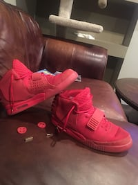 Red October size 11