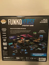 DC Funkoverse Strategy Game.  New and mint for Xmas! Cambridge, N1P