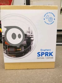 Sphero Spark 2 - App Controlled Robotic Ball Awesome for STEM! Milton, L9T 7B6