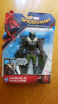 Spiderman Home Coming Marvel Vulture