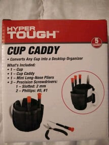 Hypef Tough cup caddy New