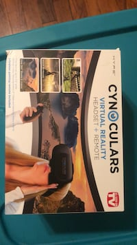 CYNOCULARS VR glasses and remote Houston, 77023